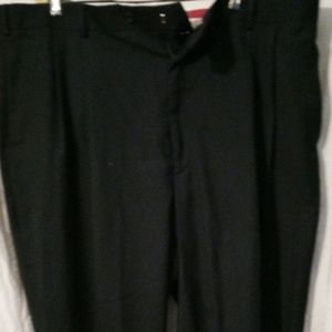 Men's cuffed slacks